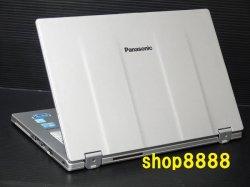 画像4: 【30日間保証付き】  CPU-FAN新品交換済 CF-AX2ADCTS/Core™ i5-3437U/4GB/SSD128GB/11.6 HD タッチパネル/無線/Bluetooth/Win7/Win8対応